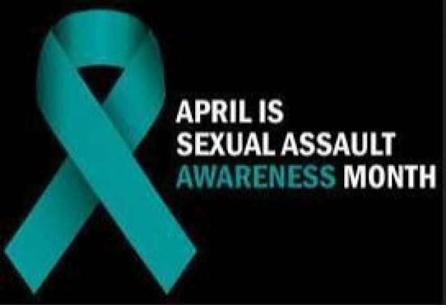 Sexual Assault Awareness and Prevention Month graphic