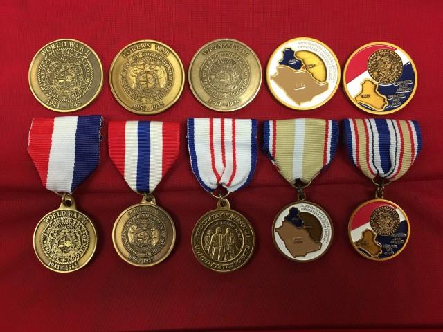 Missouri war medallion program offers recognition to veterans