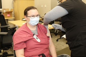 Fort Irwin moves to Tier 2 of COVID-19 vaccinations