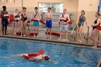 Fort Leavenworth FMWR offers certified lifeguard training