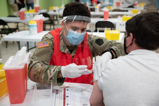 National Guard tops 6 million people vaccinated