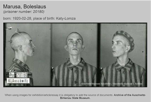 Boleslaus Marusa, prisoner 20180