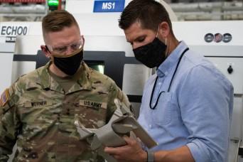 TACOM Commanding General pushes modernization, workforce development