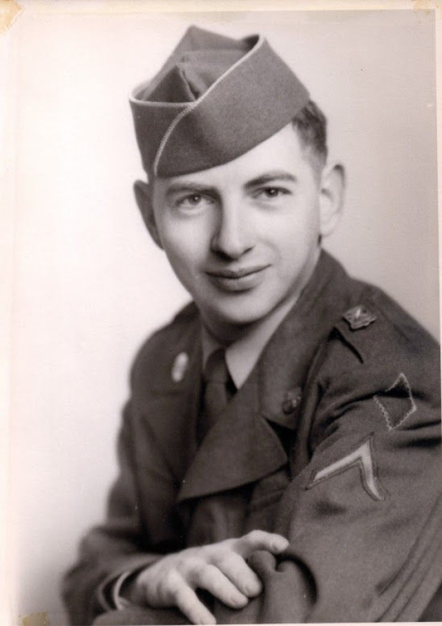 Remembering Fort Knox Soldiers, Families affected by the Holocaust: Mendel Rosenberg