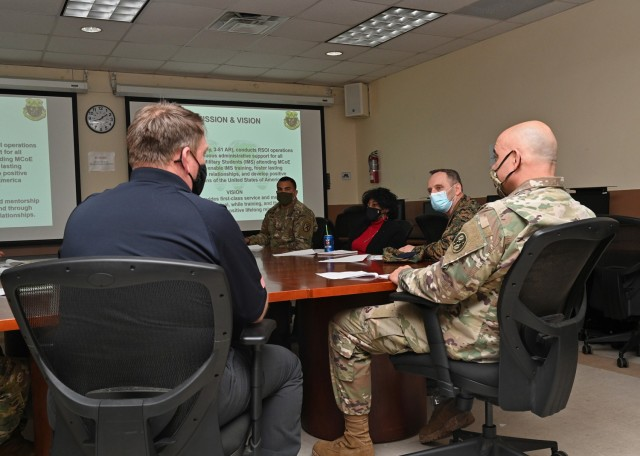 Maryland National Guard, state partners renew SPP ties