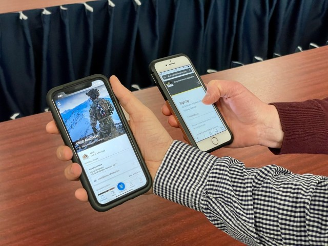 Two new mobile web applications are now available for all U.S. Army Garrison (USAG) Ansbach military community members. The Digital Garrison app and U.S. Army Maintenance Application (ArMA).