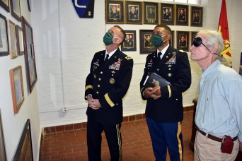Community ties to Army space