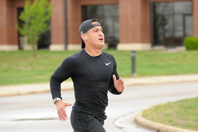 Runners turn out for Bunny Hop 5K
