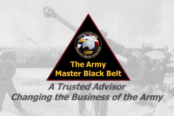 The New Army Master Black Belt