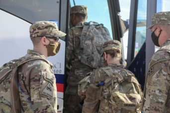 Fort Carson Soldiers deploy to support Pueblo Community Vaccination Site