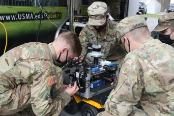 HuRT-C offers capstone cadets, FAST a first-hand familiarity with future military unmanned systems