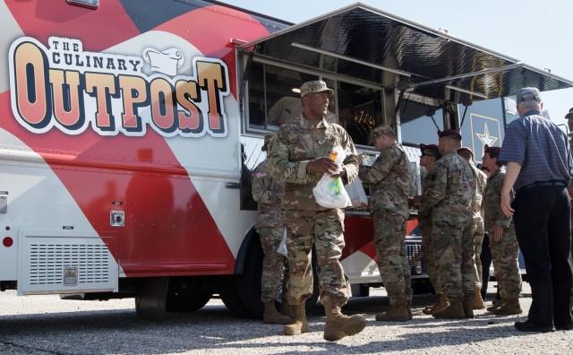 Army modernizing culinary services