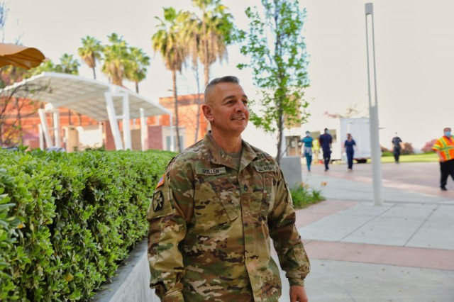 From loss grows hope for one California National Guard Soldier