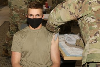 Fort Irwin begins Tier 2 COVID-19 vaccinations
