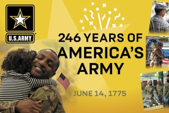 U.S. Army Birthday 2021 Events