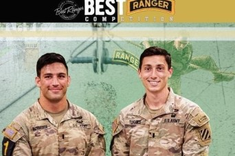Dogface Soldiers compete in Best Ranger Competition