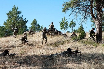 SDNG Military Police train for state, federal missions