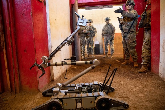 Army researchers create a novel approach that allows autonomous systems to flexibly interpret and respond to Soldier intent.
