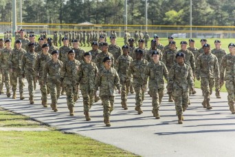 Fort Jackson resumes in-person graduations