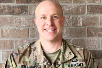 Workforce Spotlight: Maj. Doug Williams
