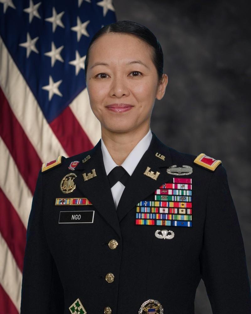 COL Danielle Ngo