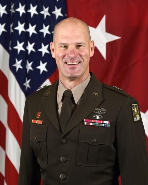 Maj. Gen. Alex Fink