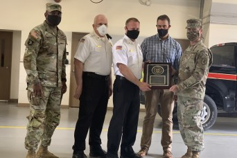 Fort Benning Fire Department earns accreditation