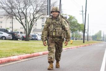 Fort Hood BOSS hosts Bataan Memorial Death March