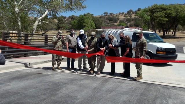 Fort Report: Bonnie Blink neighborhood gets new bridge