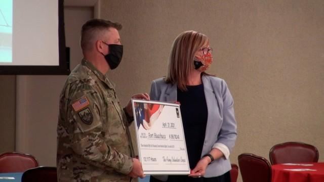 Fort Report: Celebration recognizes volunteer service