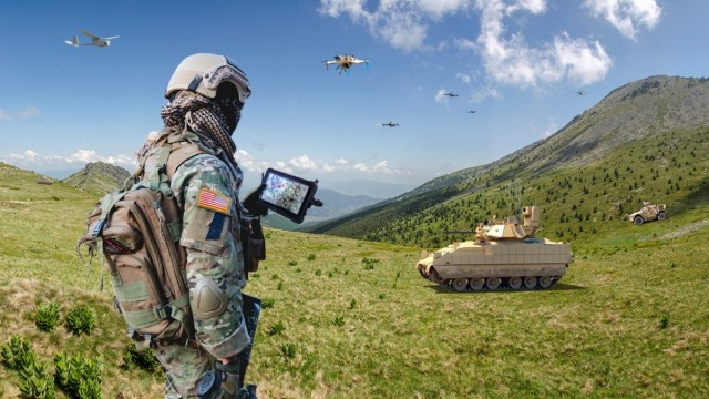 Army researchers publish a paper suggesting how future Soldiers will communicate in complex and autonomous environments.