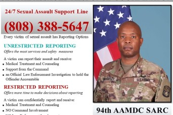 94th AAMDC Sexual Response Coorinator