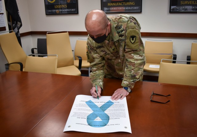 Crane Army emphasizes community through SAAPM