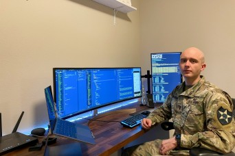 Platoon Leader Designs App to Help Soldiers Earn Their EIB