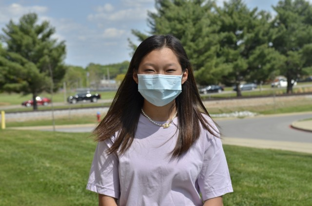 Jinny Joo is a sophomore at Fort Campbell High School.