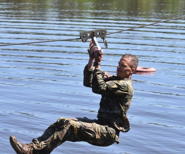 Idaho, West Virginia Guardsmen shine at Ranger competition