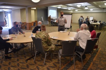 Community members consider partnership opportunities with US Army Garrison Fort Riley