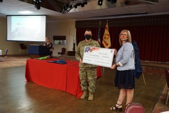 Volunteer Recognition Ceremony shines spotlight on those who serve