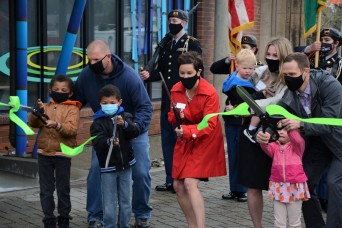 JBLM opens first Children's Museum on DOD installation