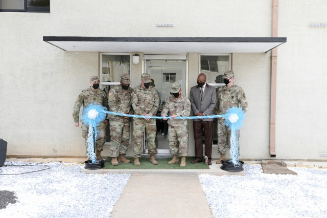 Grand Opening of the Soldier Resiliency Center