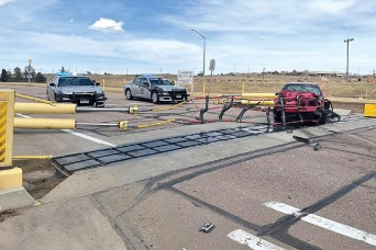 GRAB system: Fort Carson gate guards employ device, protect community