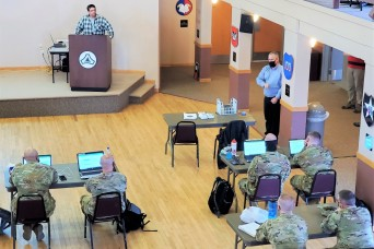 Fort McCoy DPTMS holds first training workshop