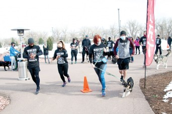 Fort Carson DFMWR hosts annual warrior dog run