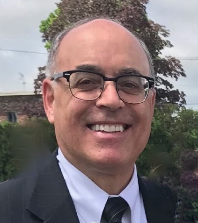 John Menniti, deputy chief of operations.