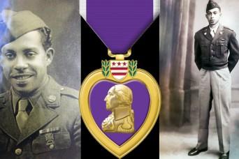 World War II veterans to receive Purple Hearts decades after war