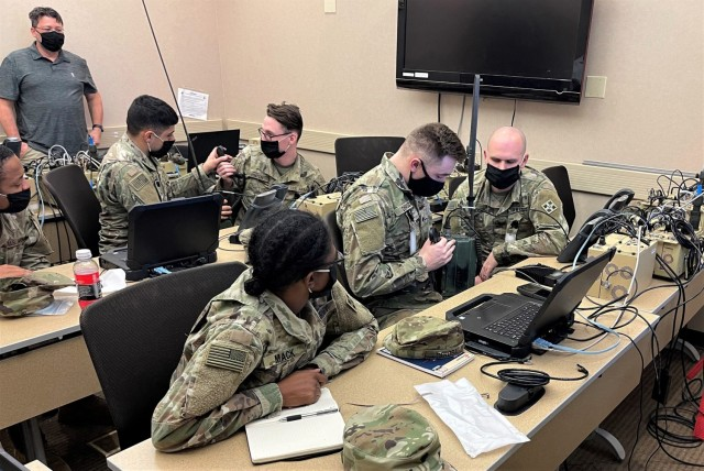 Multi-national exercises improving Mission Partner Environment