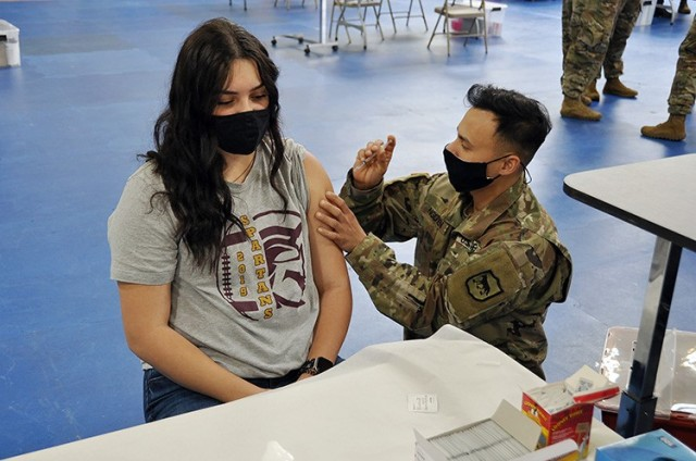 SDNG supports vaccination events on Pine Ridge Reservation