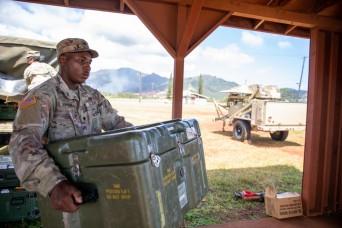 Signal Company Restores Combat Communications