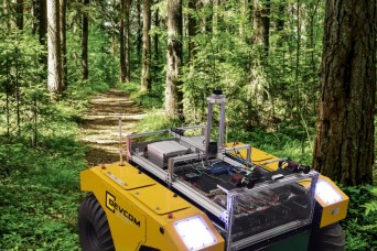 Army technique enhances robot battlefield operations