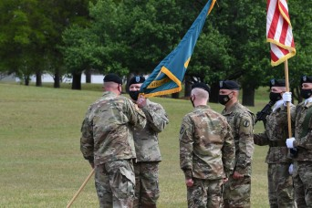 Leader Training Brigade welcomes new commander